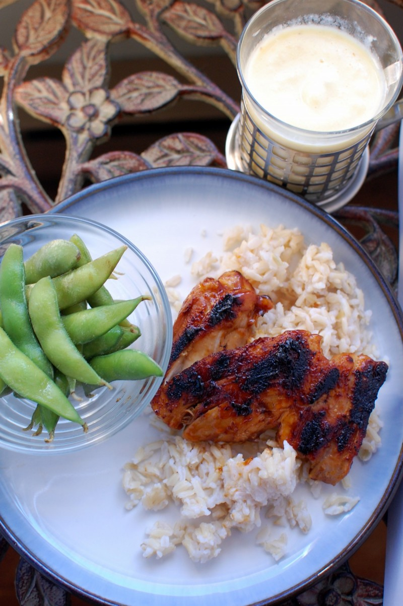 Something from Nothing Meal O' the Week: Stovetop BBQ Chicken & 3 Sides