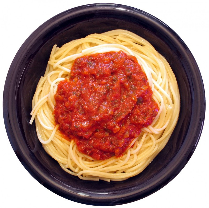 Sometimes a Jar of Tomato Sauce is Enough
