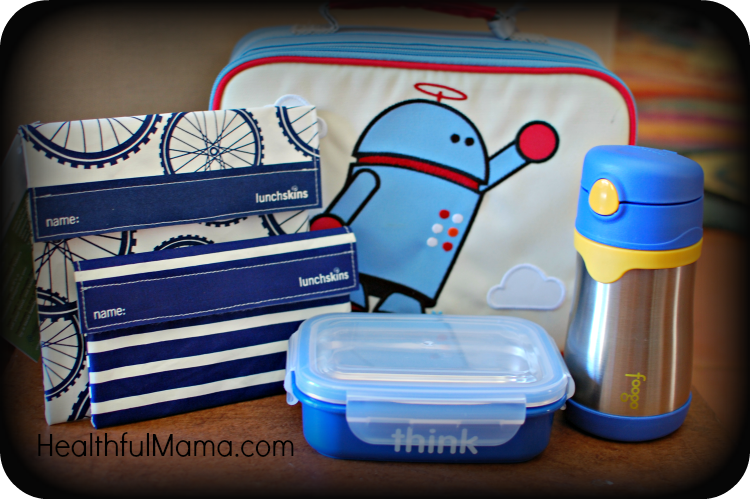 @HealthfulMama NonToxic Lunch Gear