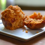 Easy School Lunch Idea: Pepperoni Pizza Muffins