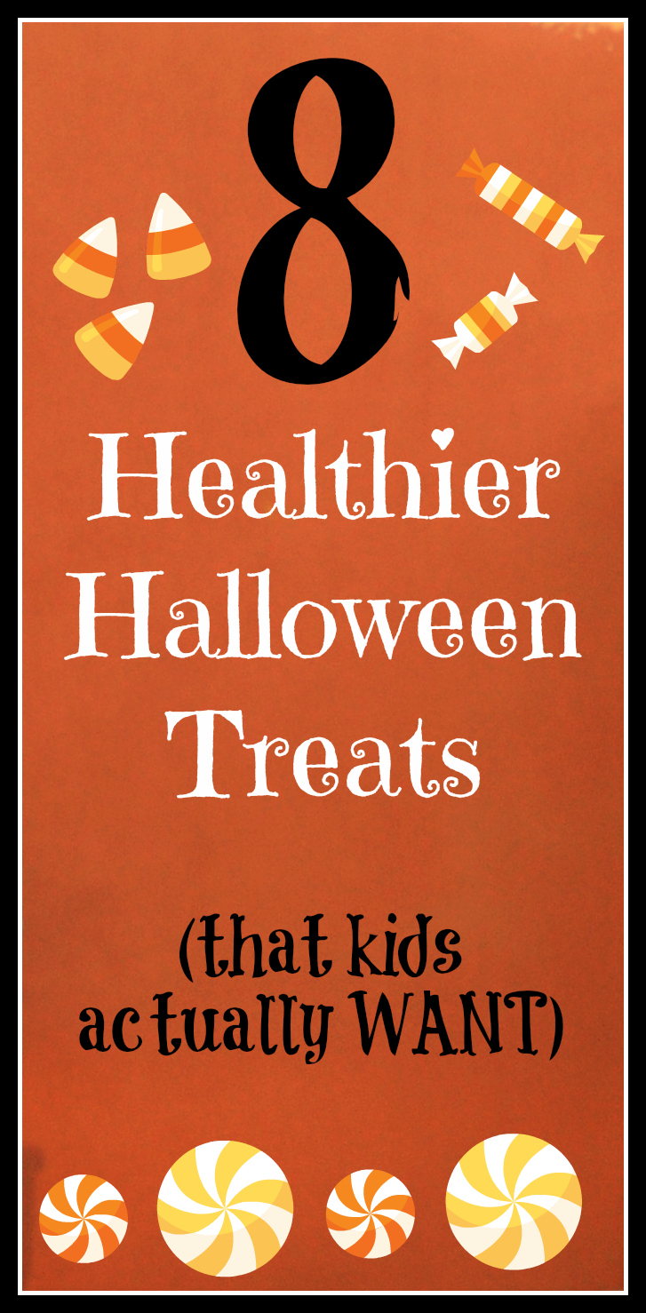 Healthful Mama Healthier Halloween Treats