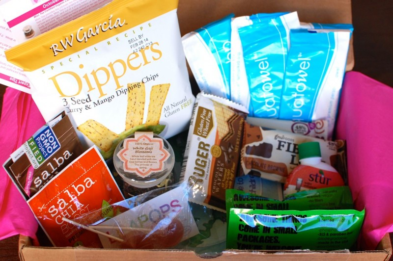 Ecocentric Mom Box Review October 2013 + Discount