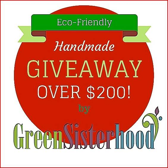 Green Sisterhood Holiday Giveaway
