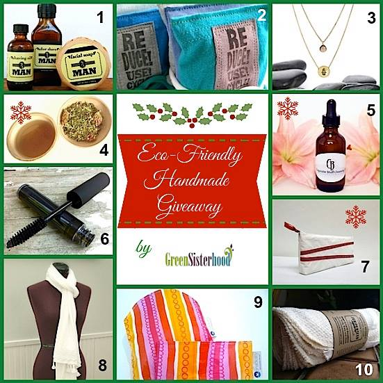 Green Sisterhood Holiday Etsy Giveaway