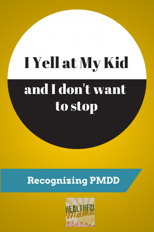 Recognizing PMDD