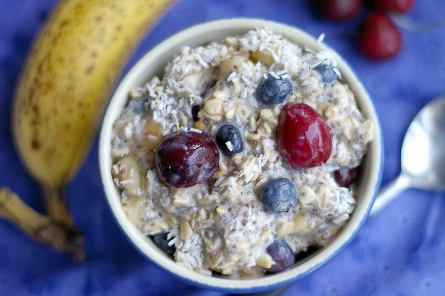 Summertime Breakfast Ideas #lovemysilk