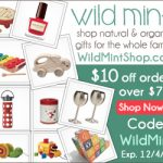 Find Natural Toys This Holiday at Wild Mint Shop