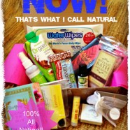Ecocentric Mom Box May 2013 {Discount Code!}