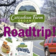 Organic Road Trip with Cascadian Farm!
